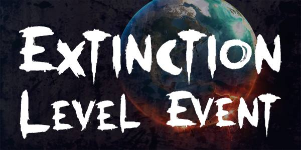 Extinction Level Event Banner
